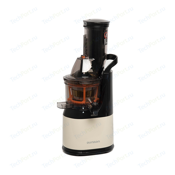 Шнековая соковыжималка Oursson JM6001/IV набор для домашней газировки oursson os1000sk iv