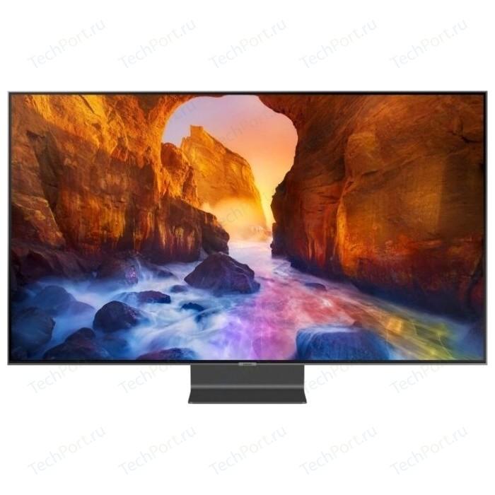 Фото - QLED Телевизор Samsung QE55Q90RAU qled телевизор samsung qe55q90tau