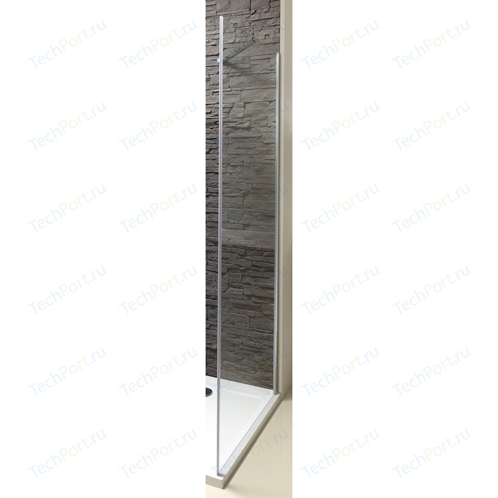 Боковая стенка Jacob Delafon Contra 80x200 стекло прозрачное, профиль хром (E22FT80-GA)