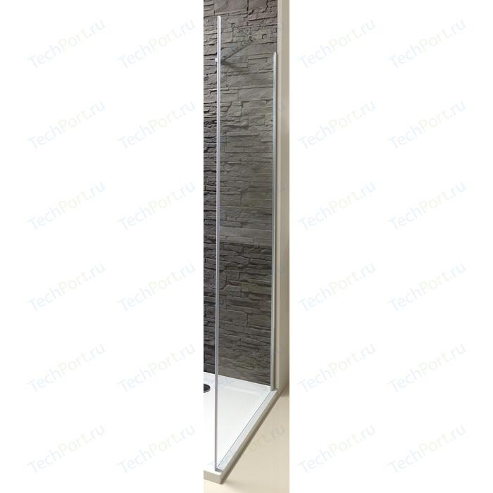 Боковая стенка Jacob Delafon Contra 90x200 стекло прозрачное, профиль хром (E22FT90-GA)