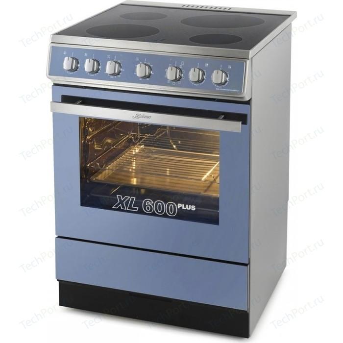 Электрическая плита Kaiser HC 62010 R Moire Eco
