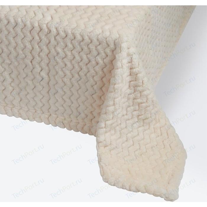 Плед Ecotex 150х200 кремовый (4660054342974)
