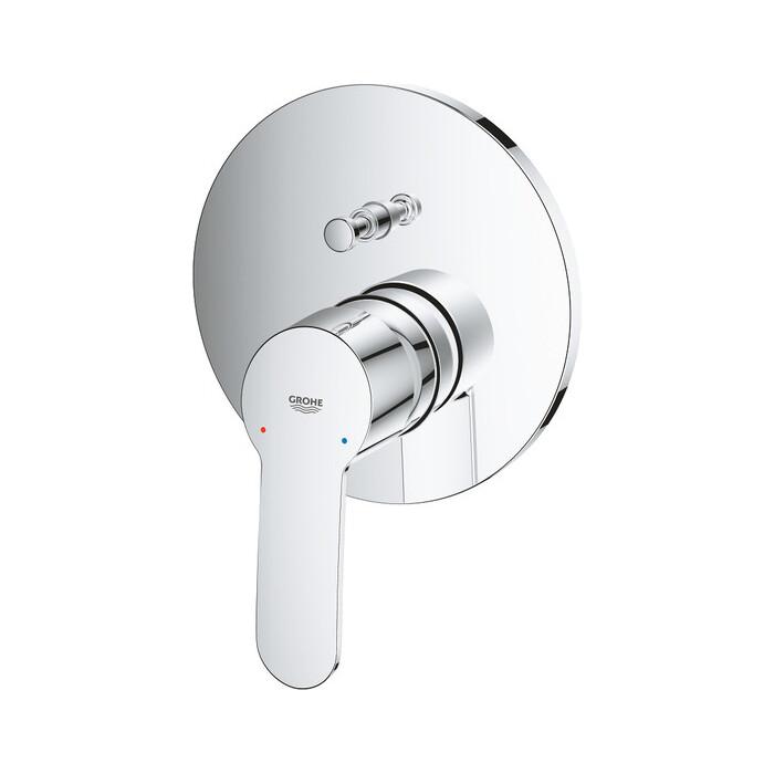 Смеситель для ванны Grohe Eurostyle Cosmopolitan механизма 35600 (24052002)