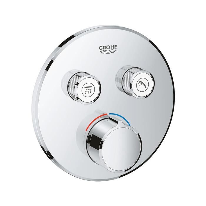 Смеситель для ванны Grohe SmartControl Mixer (29145000, 35600000)