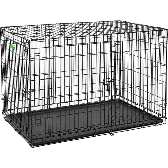 Клетка Midwest Contour 122x76x84h см 2 двери для собак