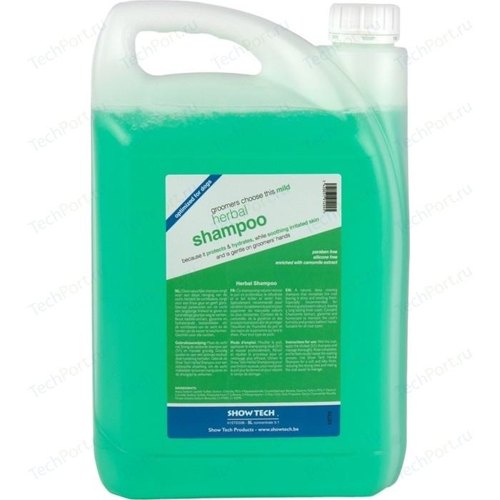 Шампунь Show Tech Herbal Shampoo с экстрактом ромашки для собак 5л