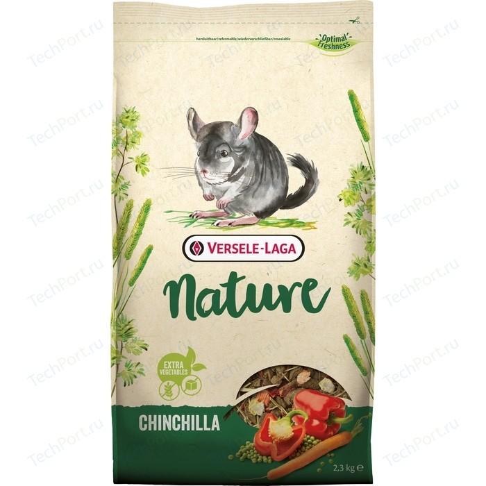 Корм VERSELE-LAGA Nature Chinchilla для шиншилл 9кг