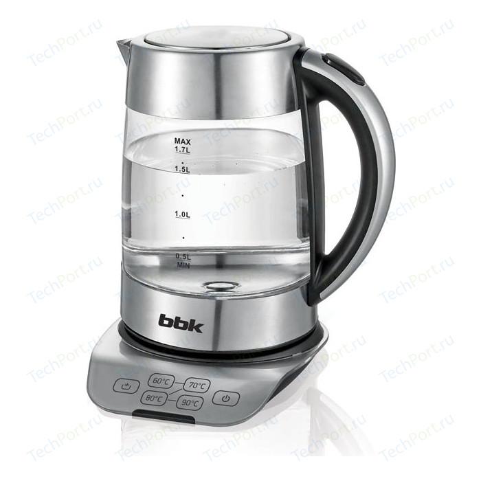 Чайник электрический BBK EK1723G метал