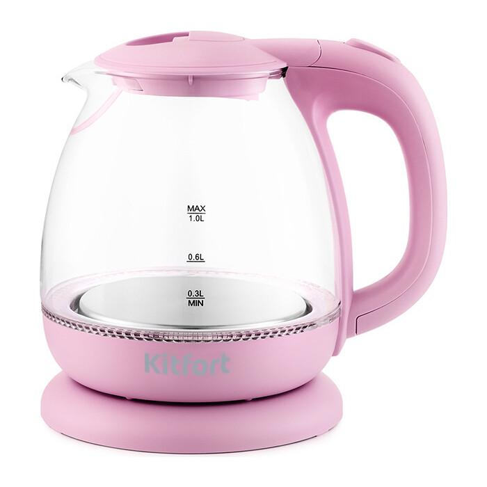 Чайник электрический KITFORT KT-653-2