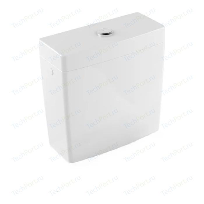 Бачок для унитаза Villeroy Boch Venticello подвод сзади/сбоку, механизм слива, альпийский белый CeramicPlus (570711R1)