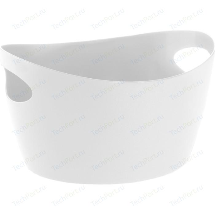 Контейнер для хранения 15 л белый Koziol Bottichelli L (5730525)