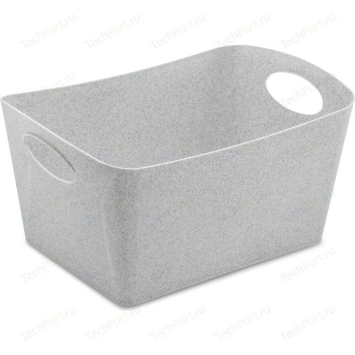 Контейнер для хранения 3,5 л серый Koziol Boxxx M Organic (5744670)
