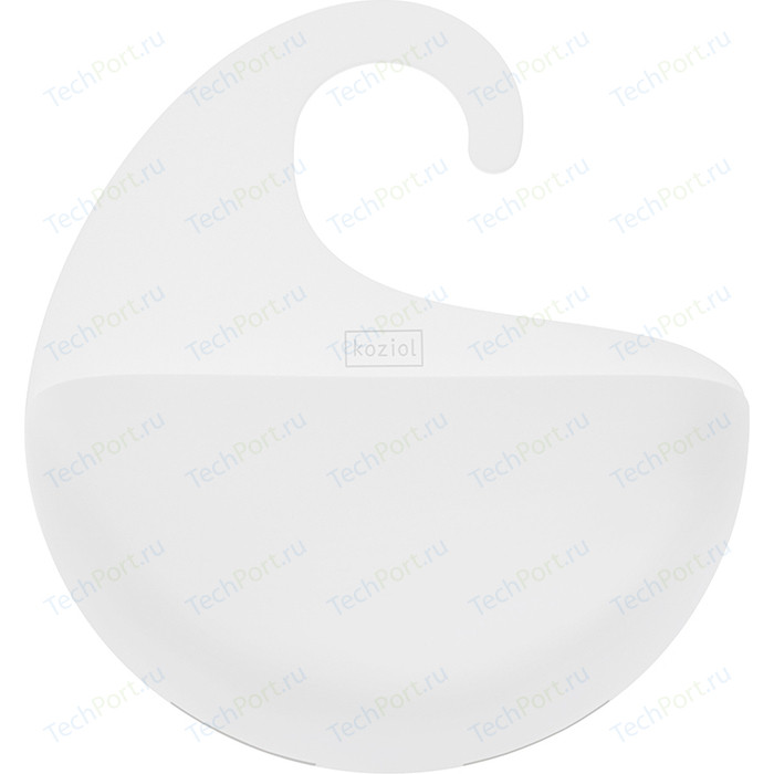Органайзер для ванной белый Koziol Surf M (2845525)