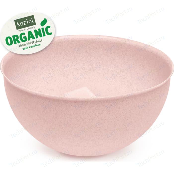 Миска 5 л розовая Koziol Palsby L Organic (3807669)