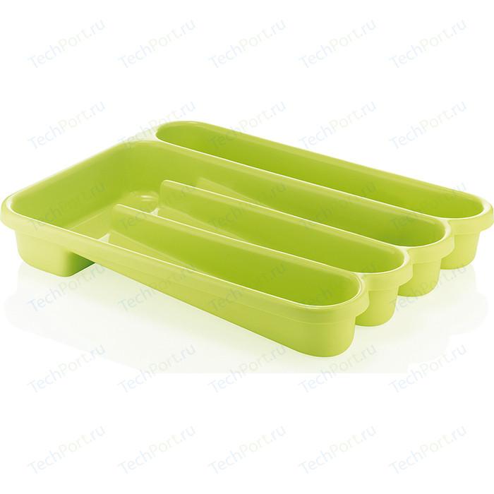 Органайзер для столовых приборов зелёный Guzzini Forme Casa (06375184)