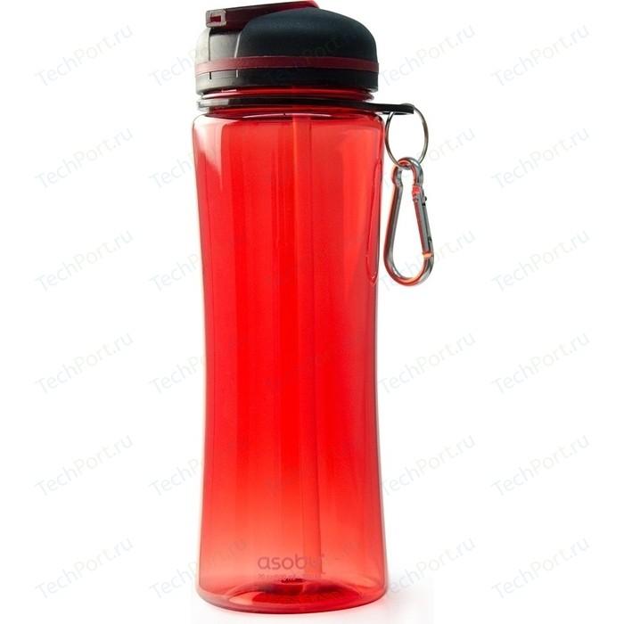 Бутылка спортивная 0,72 л красная Asobu Triumph (TWB9 red) термос бутылка 0 46 л зеленая asobu urban sbv24 lime