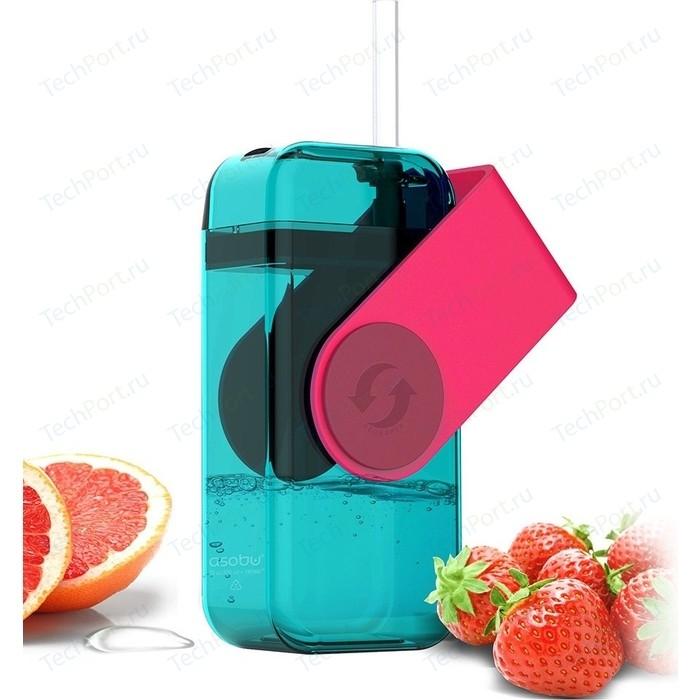 Мини-бокс для сока 0,29 л красный Asobu Juicy box (JB300 red)