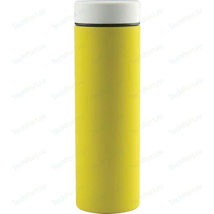 Термос 0,5 л желтый/белый Asobu Le Baton Travel (LB17 YELLOW/WHITE)