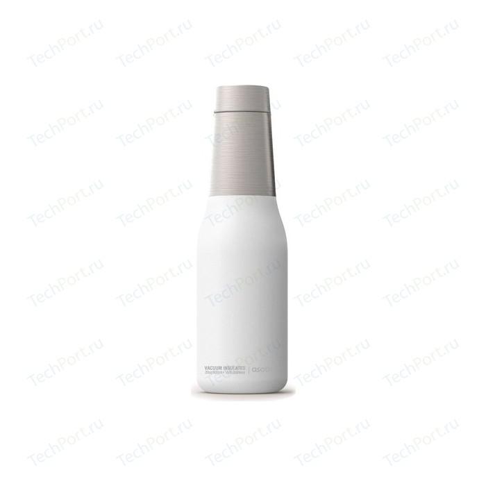 Термос-бутылка 0,59 л белая Asobu Oasis (SBV23 white)