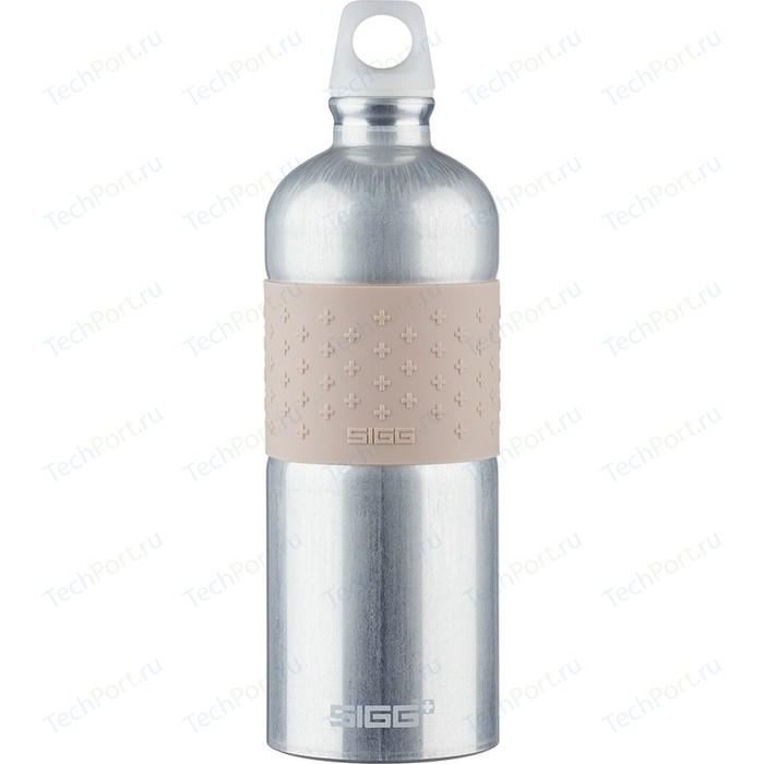 Бутылка 1 л бежевая Sigg Cyd Alu (8690.40)
