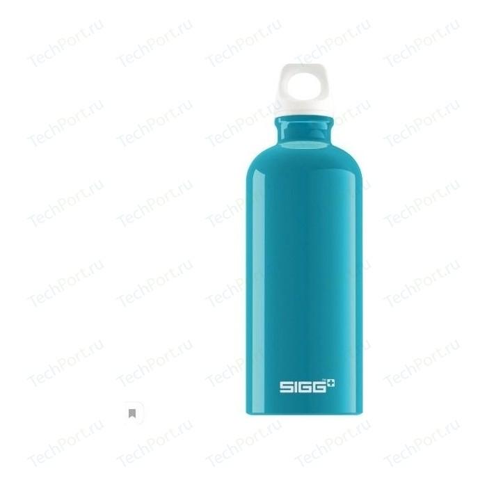 Бутылка 0,6 л бирюзовая Sigg Fabulous (8447.10)
