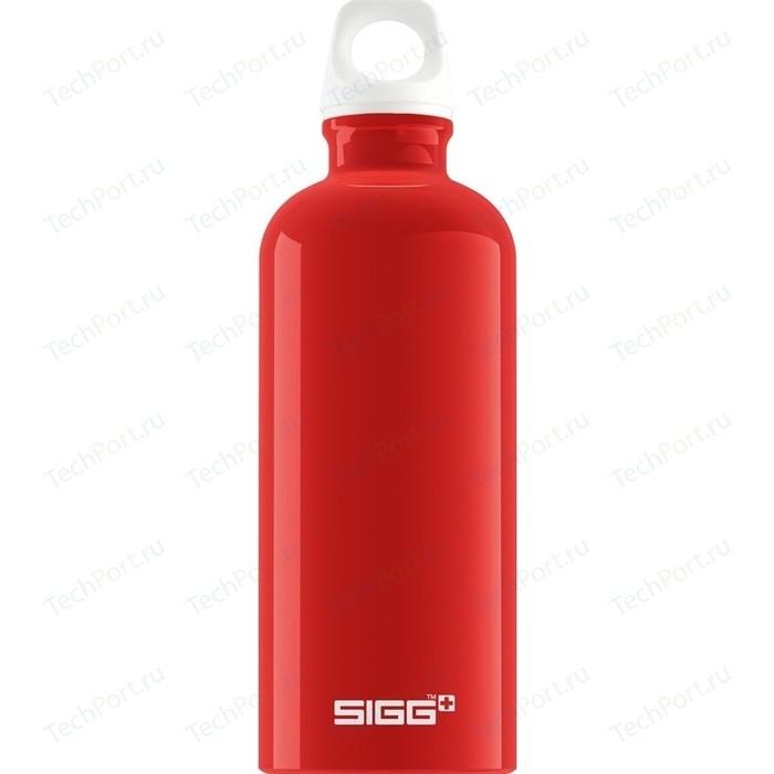Бутылка 0,6 л красная Sigg Fabulous (8446.80)