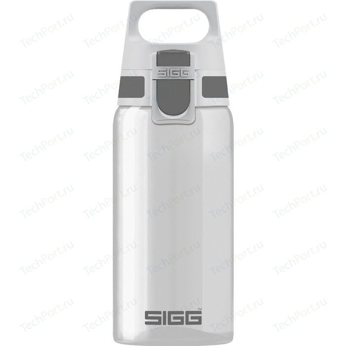 Бутылка 0,5 л серая Sigg Total Clear One (8692.50)
