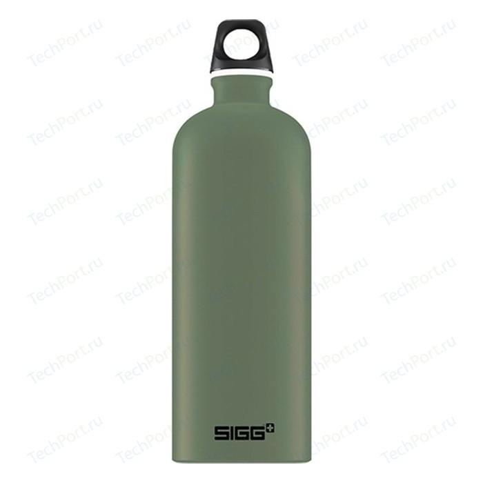 Бутылка 1 л зеленая Sigg Traveller (8744.20)