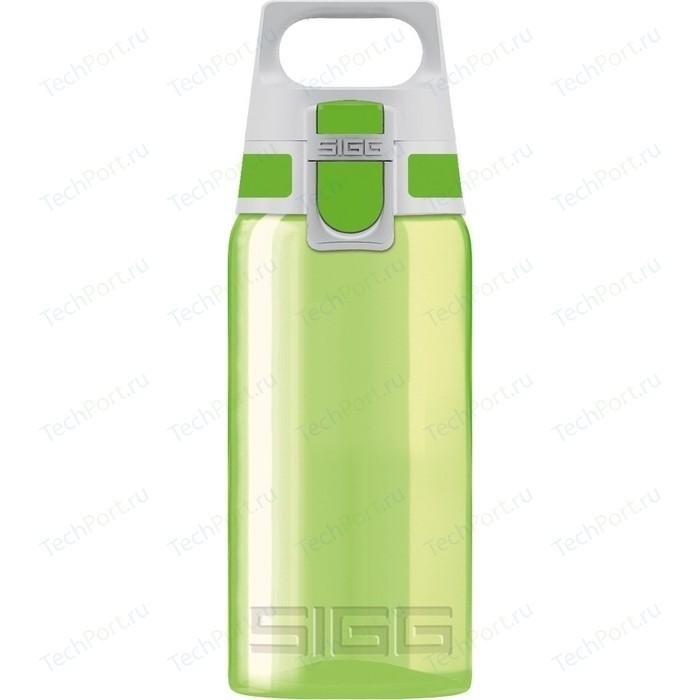 Бутылка для воды 0,5 л зеленая Sigg Viva One (8631.30)