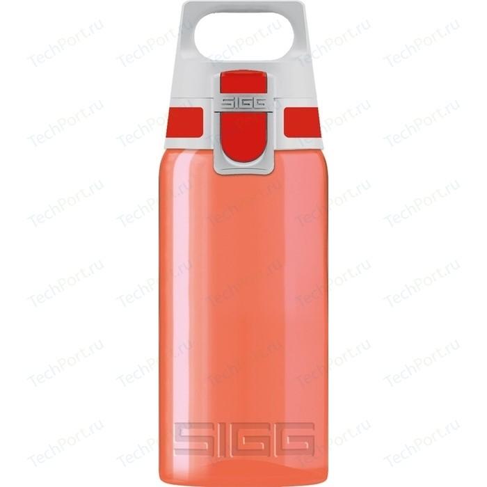 Бутылочка детская 0,5 л красная Sigg Viva One (8596.60)