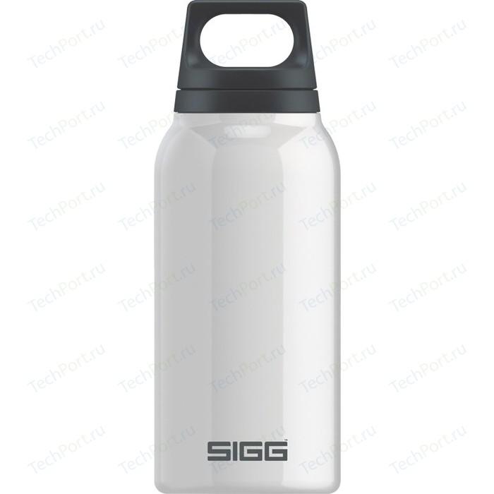 Термобутылка 0,3 л белая Sigg H&C (8448.00)