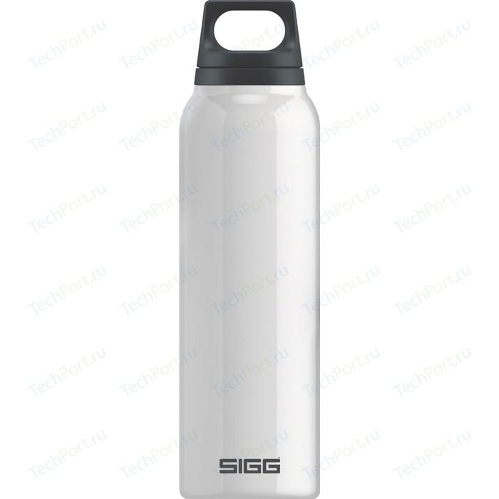 Термобутылка 0,5 л белая Sigg H&C (8448.10)