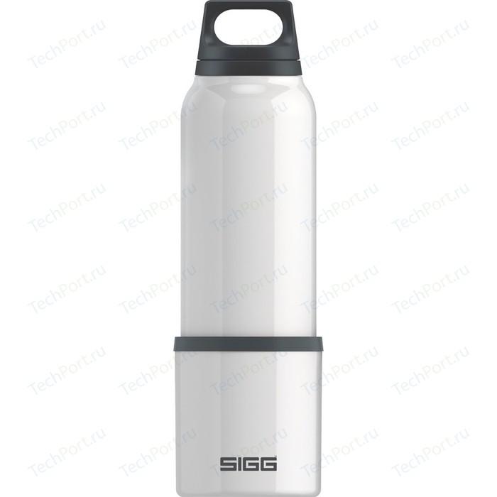 Термобутылка 0,75 л белая Sigg H&C (8448.20)