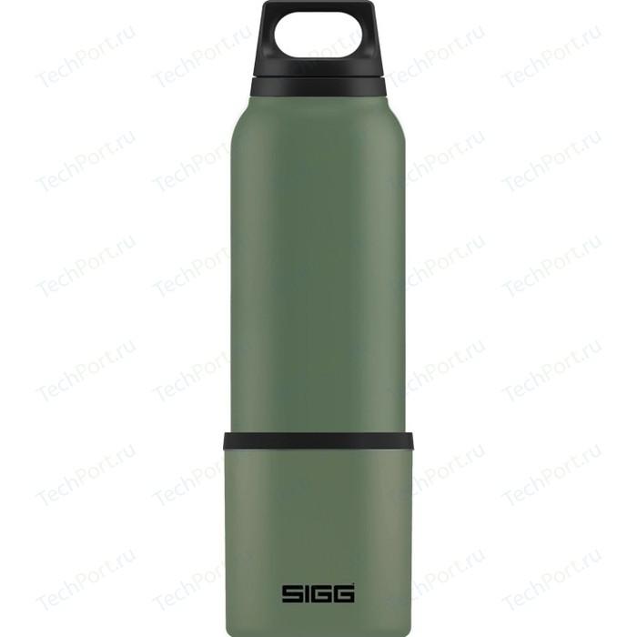 Термобутылка 0,75 л зеленая Sigg H&C (8694.80)