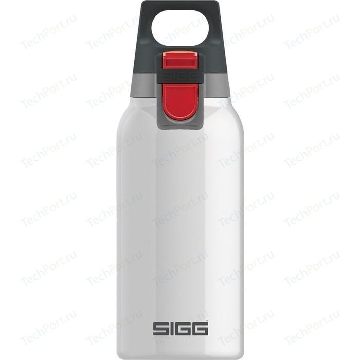 Термобутылка 0,3 л белая Sigg H&C One (8540.00)