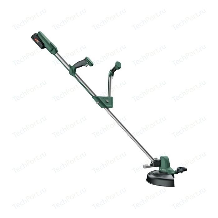 Триммер аккумуляторный Bosch Universal GrassCut 18-260 (06008C1D00)
