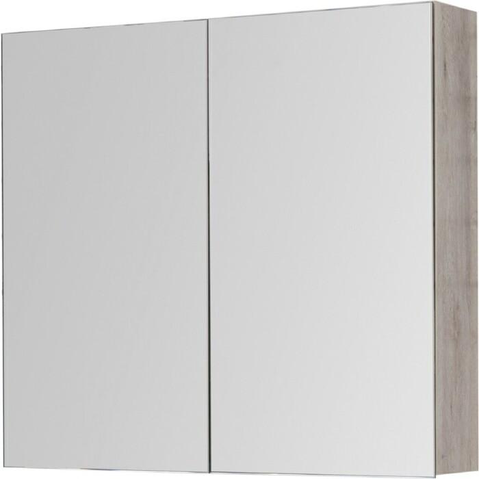 Зеркальный шкаф Dreja Premium 80 дуб кантри (77.9002D)