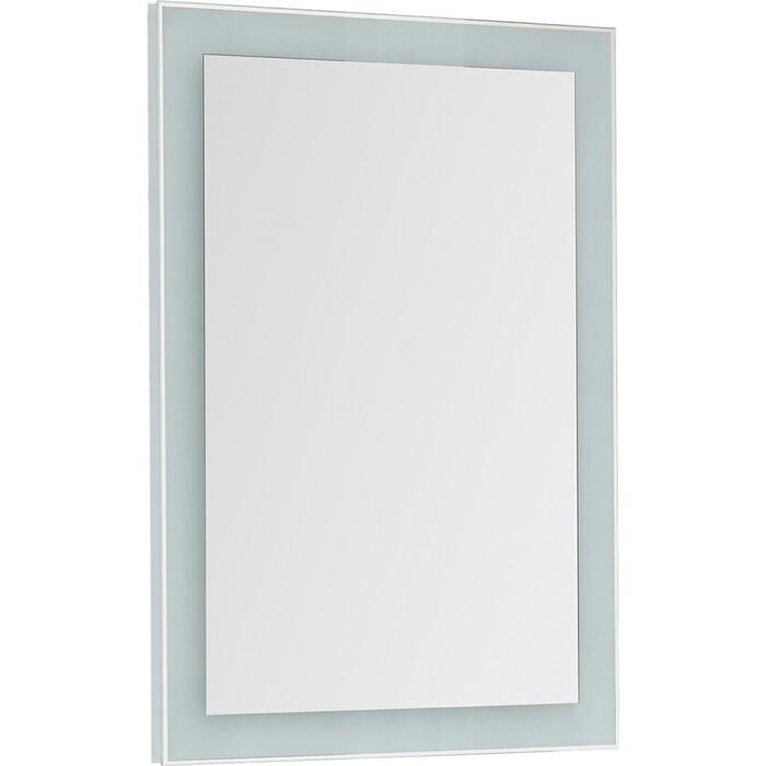Фото - Зеркало Dreja Kvadro 60 белый (77.9011W) зеркало dreja kvadro 77 9011w