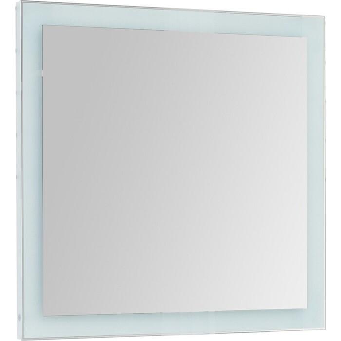 Фото - Зеркало Dreja Kvadro 80 белый (77.9012W) зеркало dreja kvadro 77 9011w