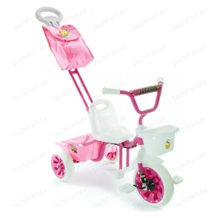Велосипед 3-х колесный Jaguar MS-0569 розовый