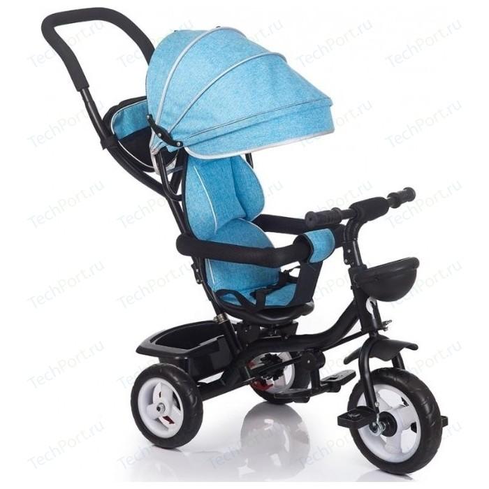 цена на Велосипед 3-х колесный BabyHit KIDS RIDE - BLUE - голубой