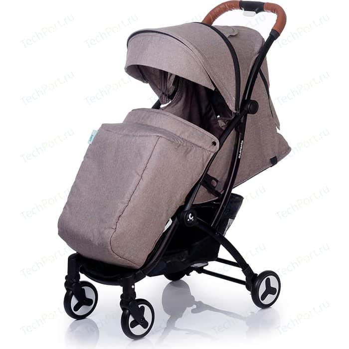 Коляска прогулочная BabyHit PLAZA - BEIGE LINEN - Бежевый лен коляска прогулочная babyhit floret джинс