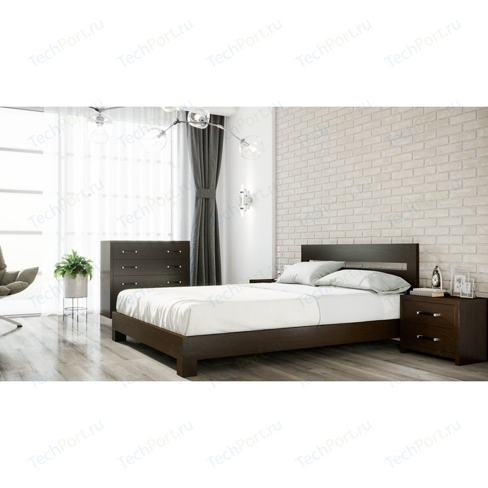 Кровать Miella Dream 80x190 венге
