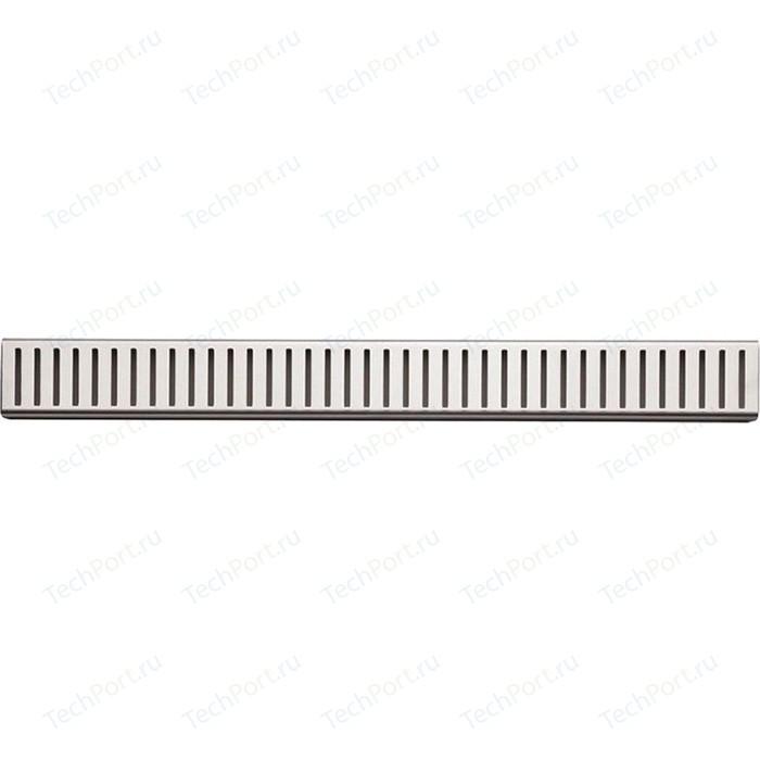 Решетка AlcaPlast нержавеющая сталь (PURE-550M)