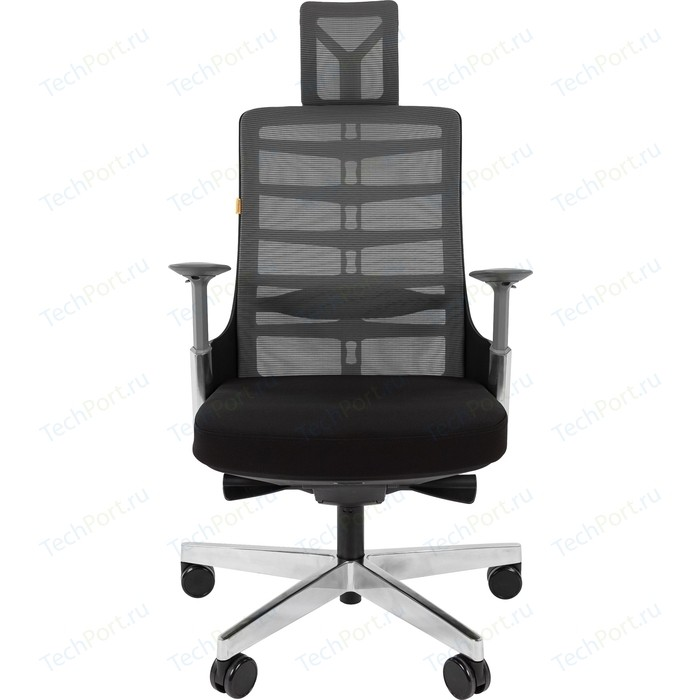 Офисноекресло Chairman Spinelly черный