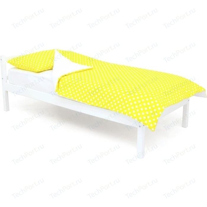 Детская кровать Бельмарко Skogen classic белый
