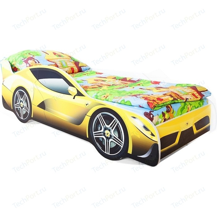 Кровать-машина Бельмарко Ferrari