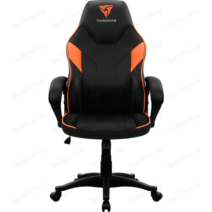 Кресло компьютерное ThunderX3 EC1 black-orange AIR