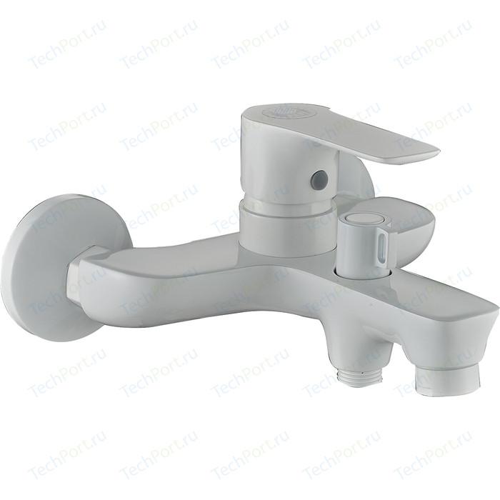 Смеситель для ванны Orange Aristo белый (M19-100w)