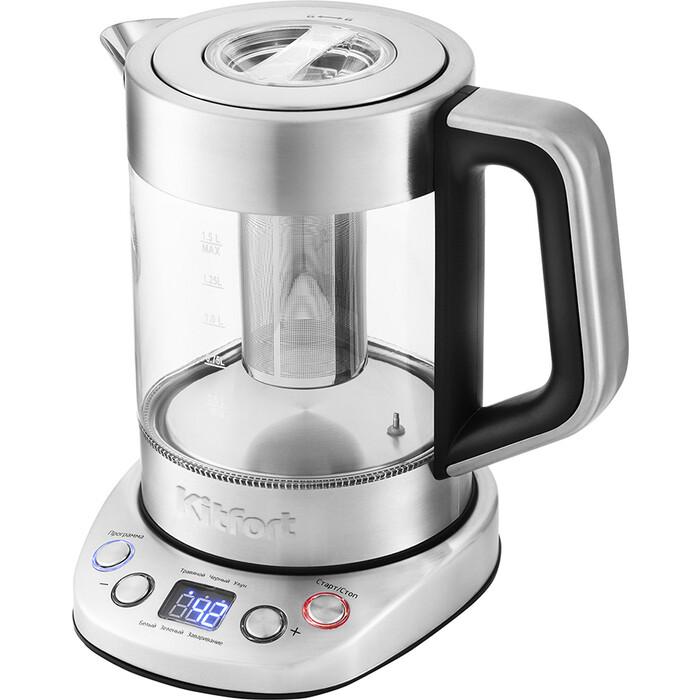 Чайник электрический KITFORT KT-650